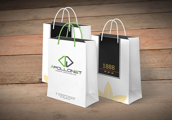 Túi giấy - Bao xốp